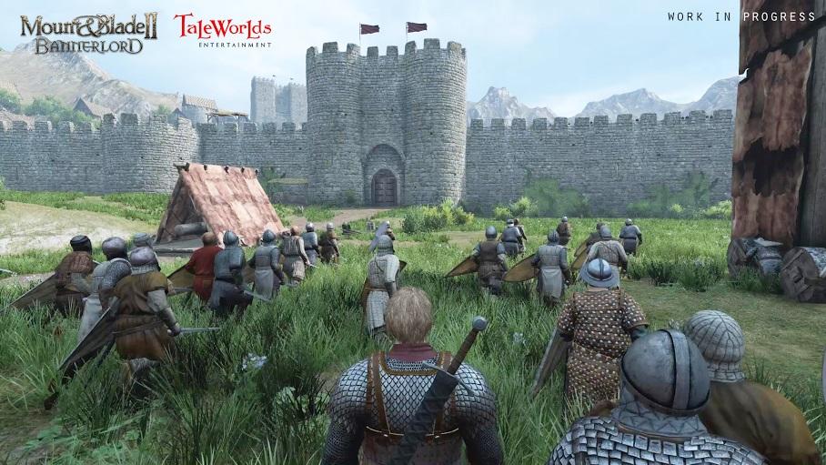 Primeros videos gameplay de Bannerlord -VABu