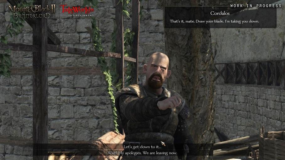 Primeros videos gameplay de Bannerlord 5nRVT