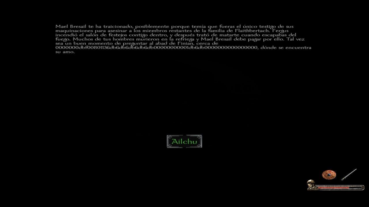 Reporte de bugs Reforged Edition QSXtl