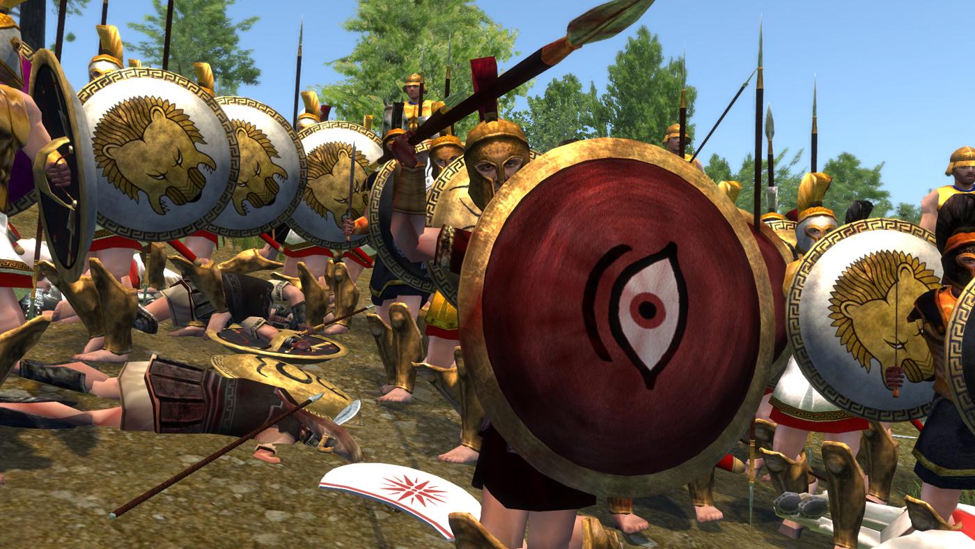 [SP][ES] The Peloponnesian War TqdmY