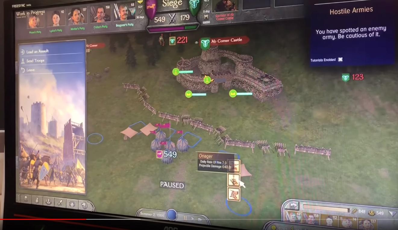Gamescom 2019 - Cobertura Informativa DqOiG