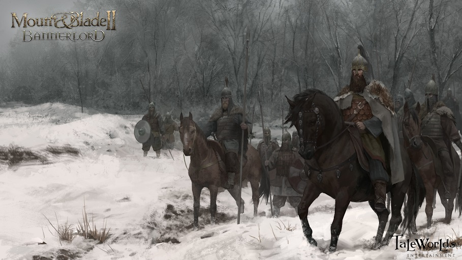 Primeros videos gameplay de Bannerlord Hu6xJ