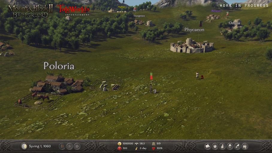 Primeros videos gameplay de Bannerlord RpCHS